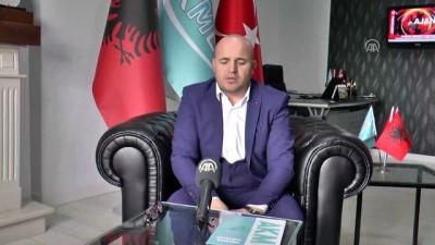Arnavutluk halkından Türkiye'ye 'Zeytin Dalı' desteği - TİRAN