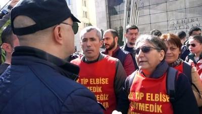 Beyoğlu'nda izinsiz gösteri - İSTANBUL