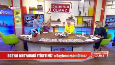 bircan ipek - Bircan İpek, Ece Erken'in alnından öptü!