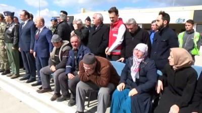 Diyarbakır şehidinin cenazesi Amasya'ya getirildi