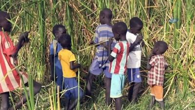 - Güney Sudan'da açlık krizi