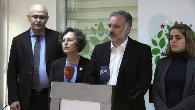 HDP Sözcüsü Bilgen - ANKARA