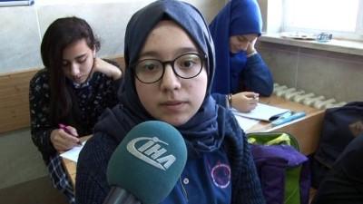 İmam Hatip Okulları İslami İlimler Olimpiyatı Sınavları başladı