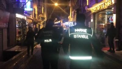 İstanbul'da nefes kesen dev narkotik operasyonu