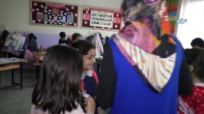 argo -  İstanbullu minik öğrencilerden Ağrılı öğrencilere mektup