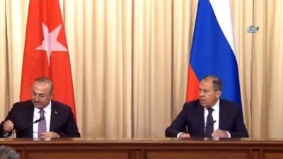 """- Lavrov: """"S-400 Füzelerinin Teslimatını Hızlandırma Taleplerine Olumlu Yanıt Veriyoruz"""""""