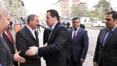 Memur-Sen Genel Başkanı Yalçın - MUŞ