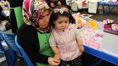 Minik Ecrin sağılığına kavuşmak için destek bekliyor - GAZİANTEP