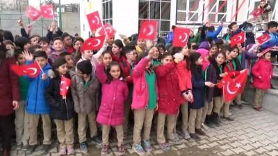 Sivas'ta hayırseverin yaptırdığı okulun açılış töreni yapıldı