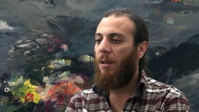 Suriye'deki iç savaşı belgeselle anlatıyor - Yönetmen Al Hakawati (2) - İSTANBUL
