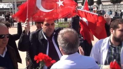 Taksim'de Tıp Bayramı gerginliği