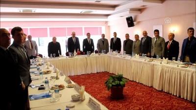 TÜFAD'dan Zeytin Dalı Harekatı'na destek oldu - HATAY