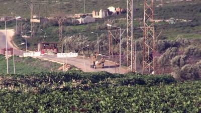 Zeytin Dalı Harekatı - Suriye sınırına askeri sevkiyat devam ediyor - HATAY