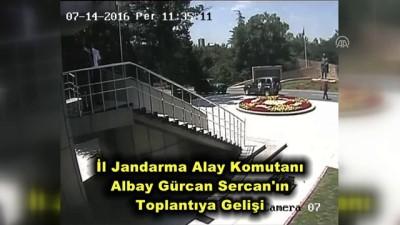 15 Temmuz'da Albay Ertürk'ün şehit edilmesi davasında yeni görüntüler (1) - İSTANBUL