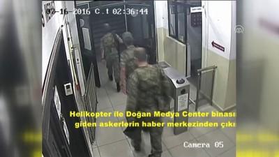 15 Temmuz'da Albay Ertürk'ün şehit edilmesi davasında yeni görüntüler (2) - İSTANBUL