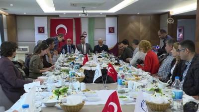 Antalya-İran Kültür ve Dayanışma Derneği kuruldu - ANTALYA