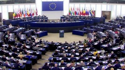 Avrupa Parlamentosu'ndan Afrin kararı - STRAZBURG