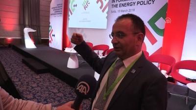 Bulgaristan'da enerji konferansı - SOFYA