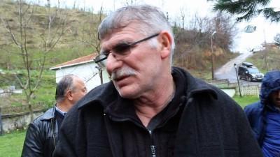 Çorum'daki kazada ölen otobüs şoförü son yolculuğuna uğurlandı