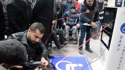 Engelliler artık yolda kalmayacak - AĞRI