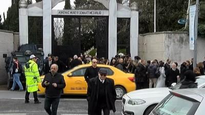 İran'daki jet kazasında hayatını kaybeden Jasmin Baruh Siloni son yolculuğuna uğurlandı