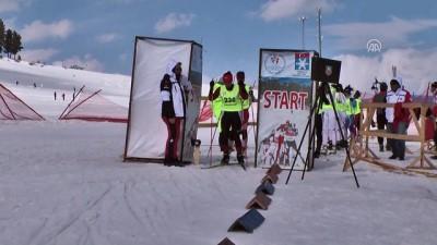 Kayaklı Koşu K1 Ligi finalleri sona erdi - KARS