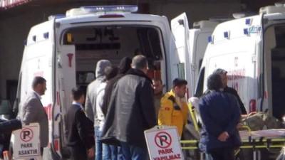 Kilis'e getirilen yaralılardan biri hayatını kaybetti