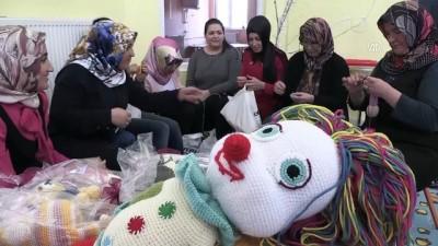 Mehmetçik'e 'Sevgi Melekleri' ile destek - KAYSERİ