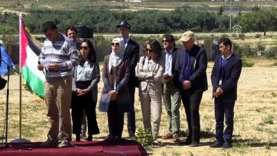 OCHA'dan Filistinliler için finans arayışı - GAZZE