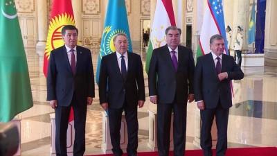 Orta Asya Ülkeleri Cumhurbaşkanları İstişare Toplantısı - ASTANA