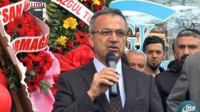 Öz Büro-İş Gebze'deki yeni hizmet binası açılışını gerçekleştirdi