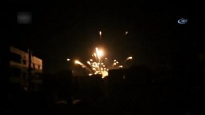 - Suriye Rejim Güçleri Doğu Guta'ya Klor Gazlı Hava Saldırısı Yaptı