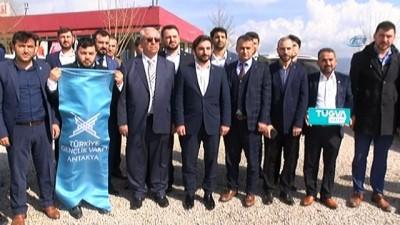TÜGVA'dan Mehmetçiğe destek