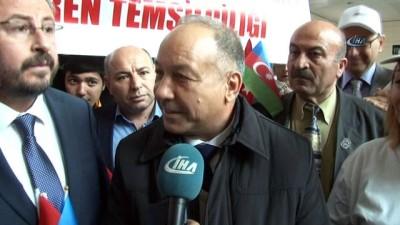 Türk şehit çocukları, Azerbaycanlı şehit çocuklarını karşıladı
