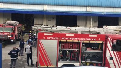Tuzla'da iş kazası - İSTANBUL