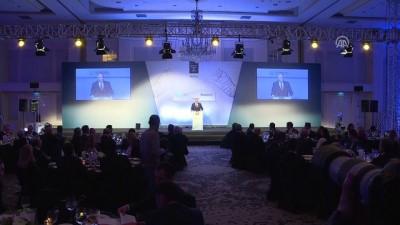 Anadolu'nun En Büyük 500 Şirketi Ödül Töreni - TÜSİAD Başkanı Bilecik - İSTANBUL