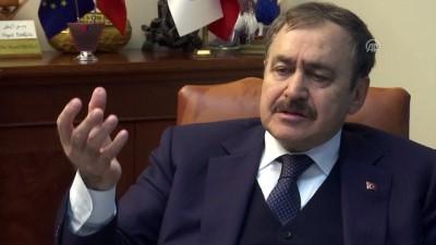 Bakan Eroğlu: 'Kuraklığa rağmen HES'lerden 58,4 milyar kilovatsaat enerji üretildi' - ANKARA