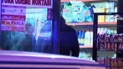 silahli saldiri -  Bakkal dükkanında silahlı saldırı: 1 ölü, 1 yaralı
