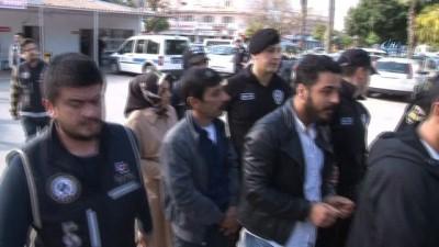Çıkar amaçlı silahlı suç örgütü aileden 145 tapu çıktı