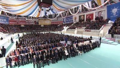 Cumhurbaşkanı Erdoğan: ''Diğer yandan da Münbiç'e yöneleceğiz'' - ERZURUM