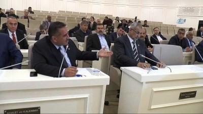 Gaziantep'te Mart ayı meclis toplantısı yapıldı