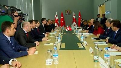 - İçişleri Bakanı Soylu Gürcistan'da