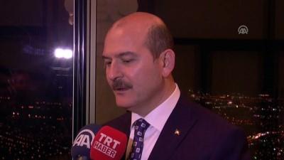 İçişleri Bakanı Süleyman Soylu Gürcistan ziyaretini değerlendirdi - TİFLİS