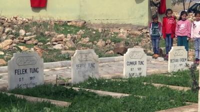 PKK saldırısında ölenlerin yakınlarından Mehmetçik'e destek - MARDİN