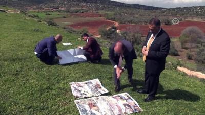 Roma dönemi kaya mezarları turizme kazandırılacak - HATAY