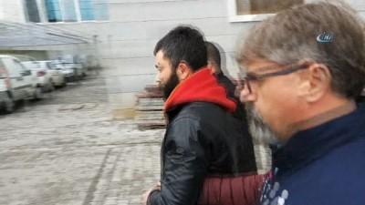 silahli saldiri -  Samsun'da bir kişiyi kafasından vuran şahıs tutuklandı