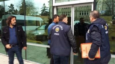 Samsun'da eski nişanlısını silahla ağır yaralayan şahıs tutuklandı