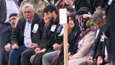 Şehit Piyade Teğmen Kır'ın naaşı Erzurum'a getirildi