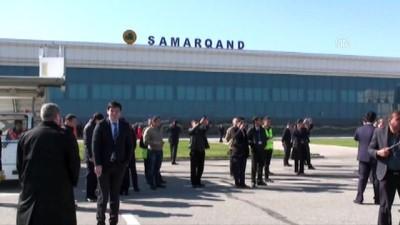 THY İstanbul-Semerkant uçuşlarını başlattı - SEMERKANT