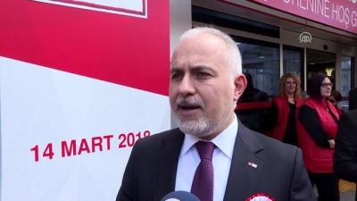 Türk Kızılayından kan bağışı seferberliği - İSTANBUL
